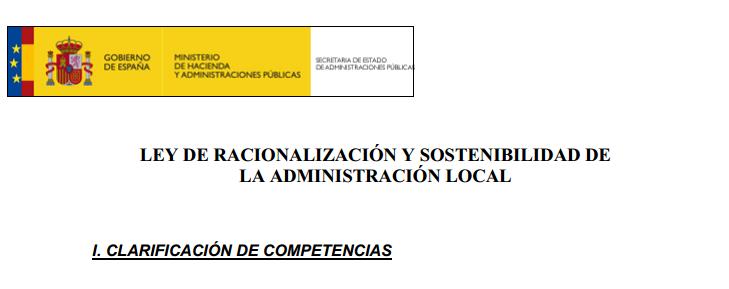 www.minhap.gob.es Documentacion Publico PortalVarios Gestión del Portal Nota explicativa de la reforma local.pdf